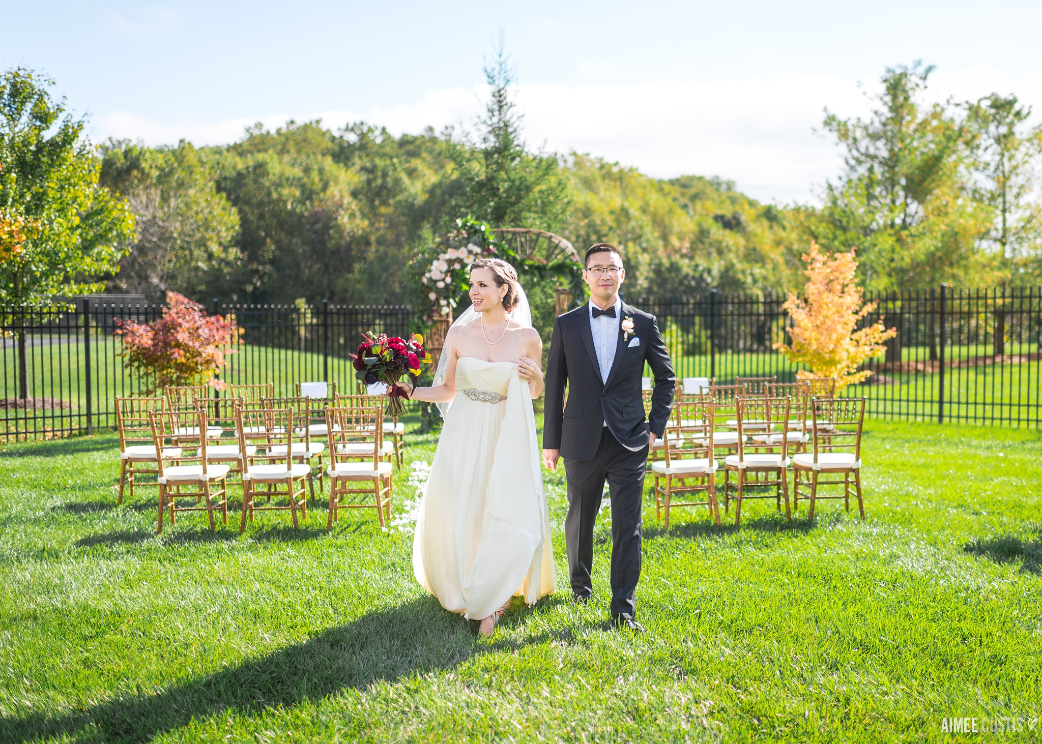 Best Washington DC intimate wedding photography