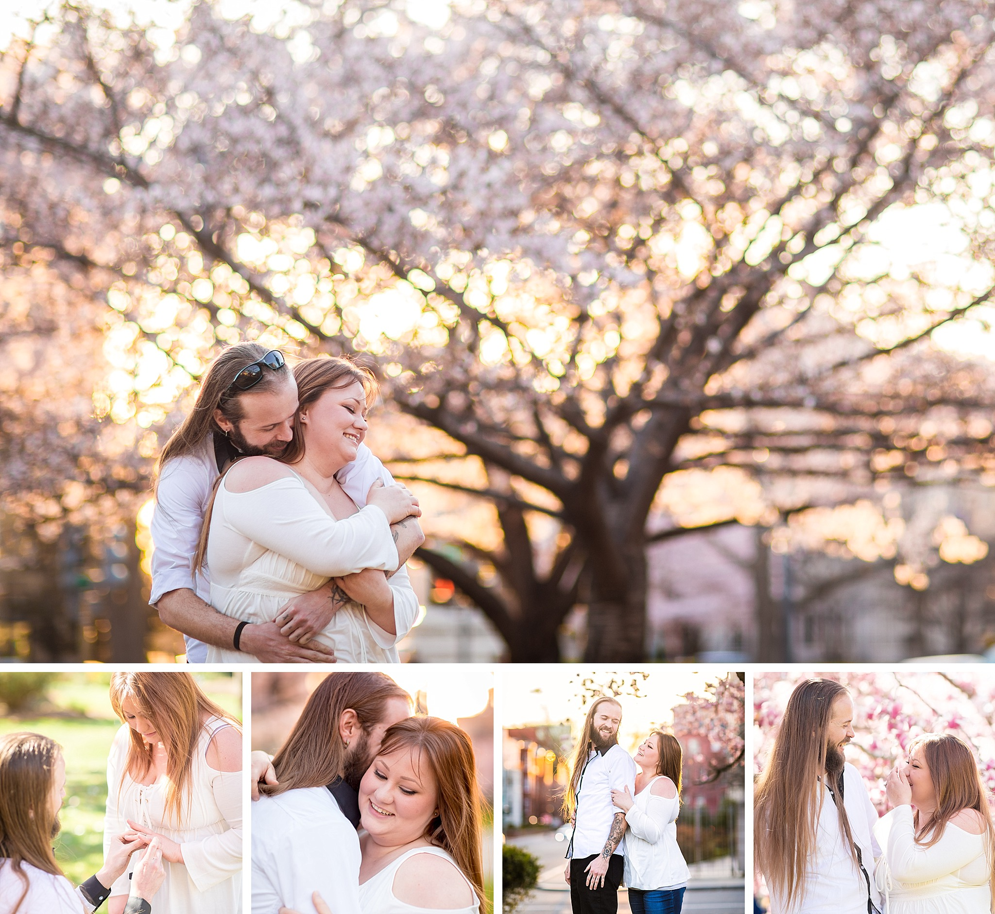 Washington DC proposal photography