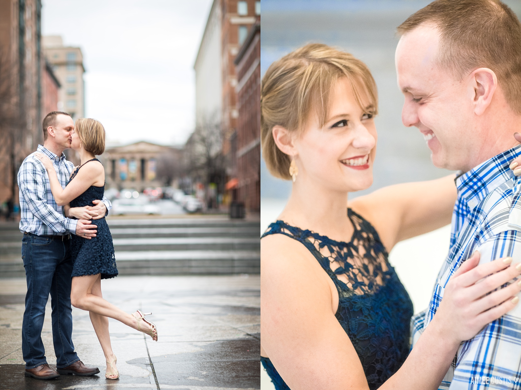 Washington DC Chinatown best engagement photographers