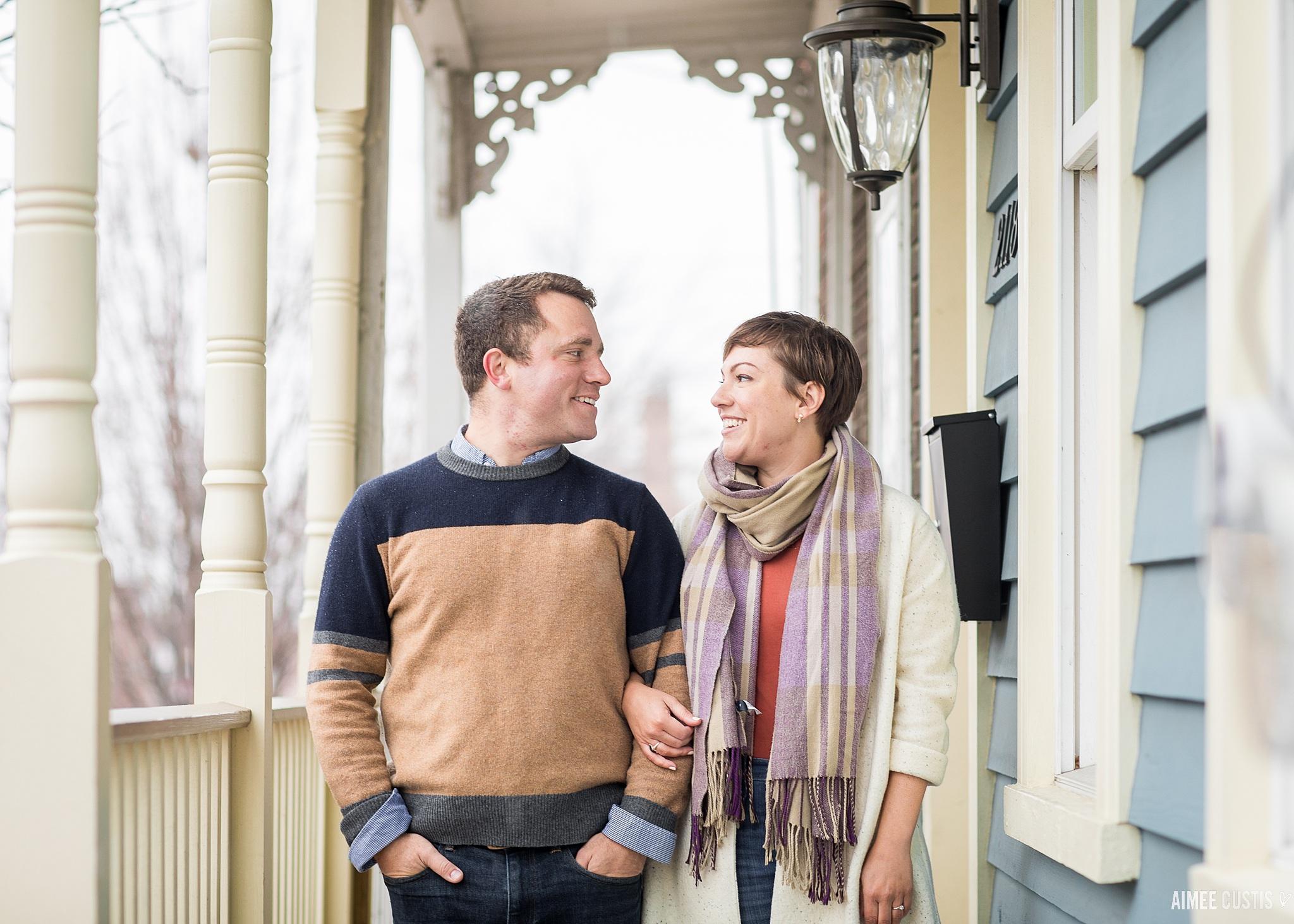 Washington DC engagement photographers
