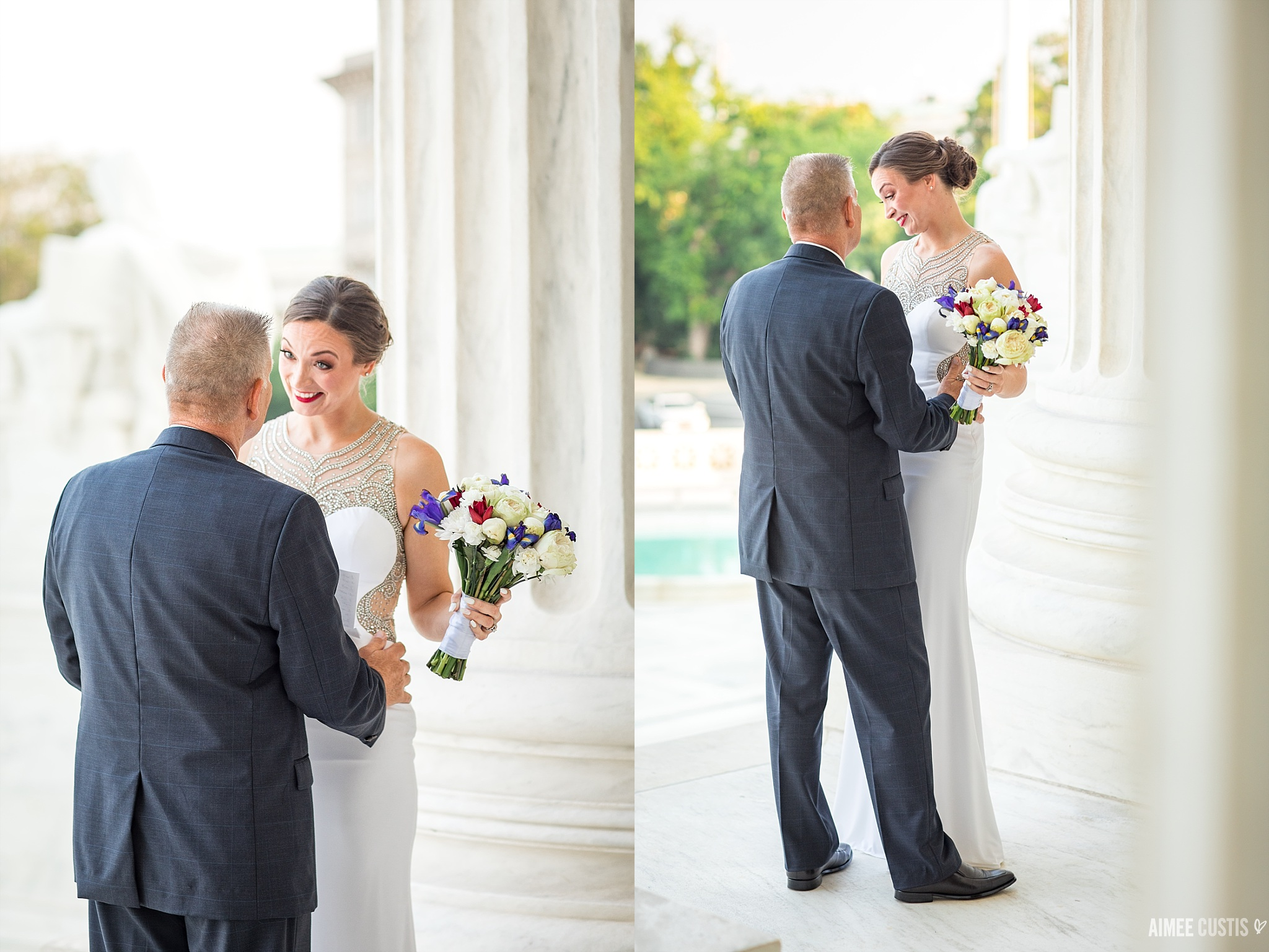 classic colorful honest Washington DC wedding photography