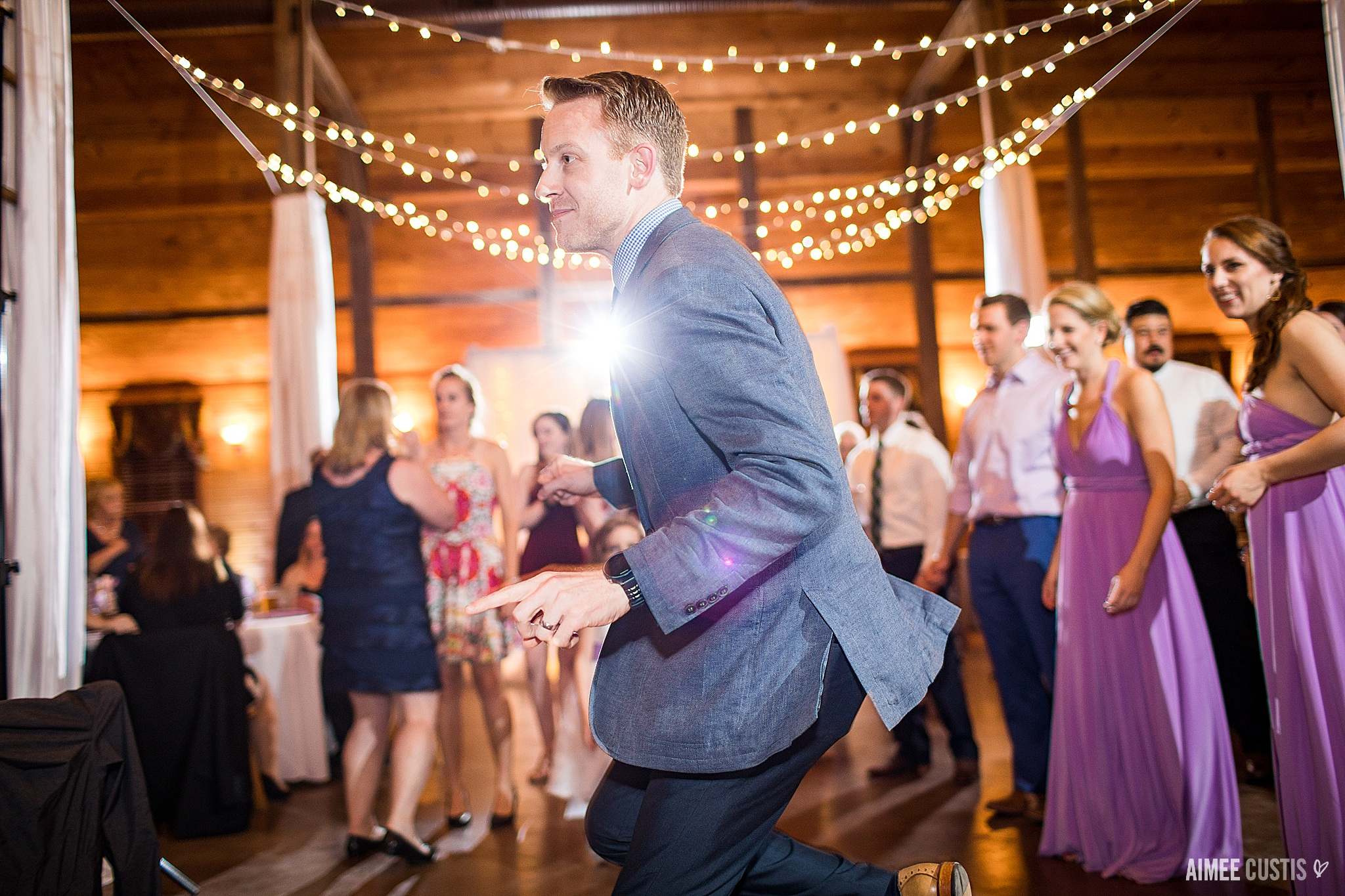 Of course, no best-of collection would be complete in my mind without some fabulous reception moments. We had some fantastic dancers on some fantastic dance floors this year, really cutting a rug!