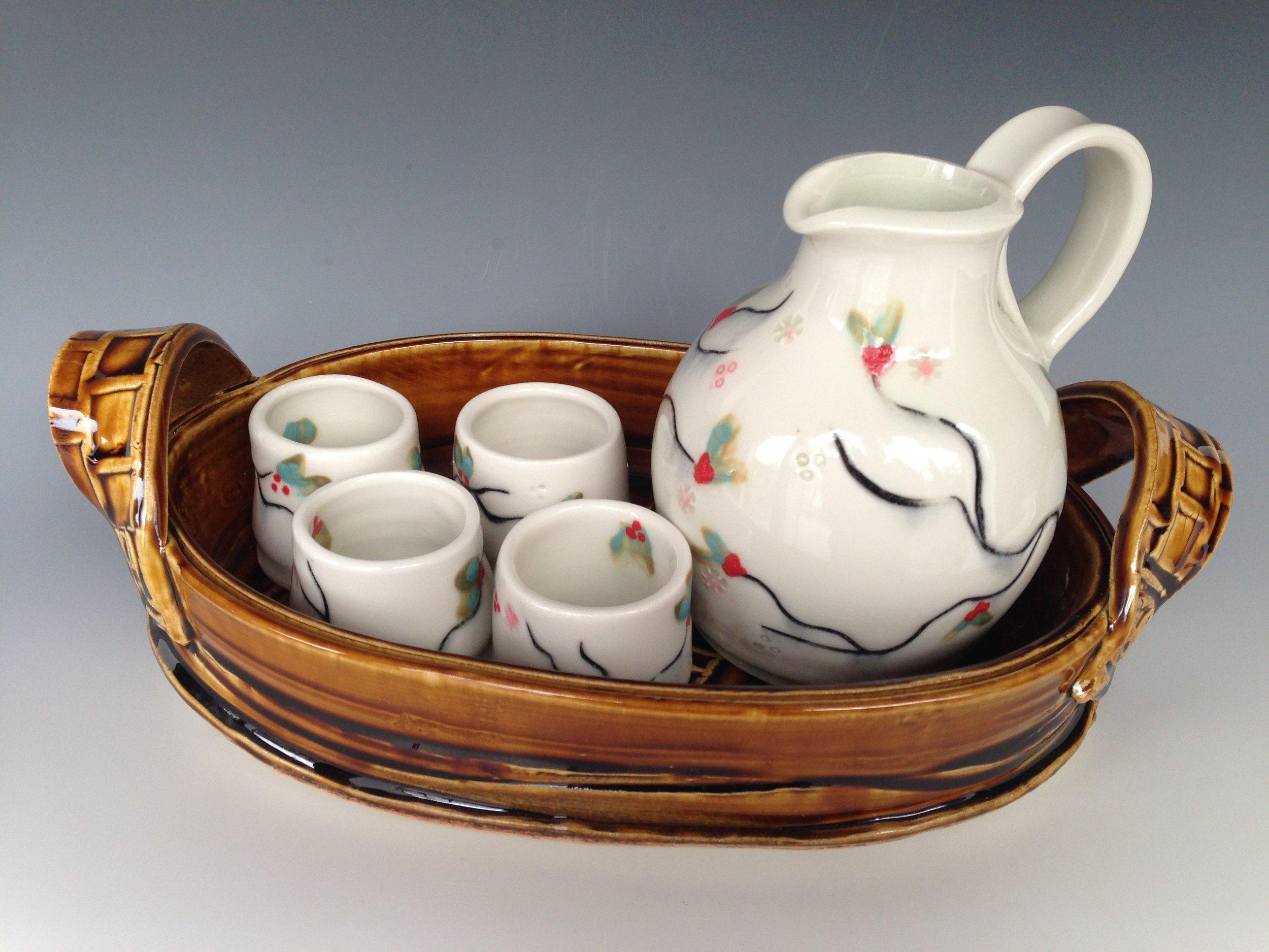 Daria Claiborne Pottery