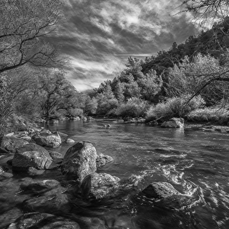 Upper Putah Creek, Study 3, Solano County, California