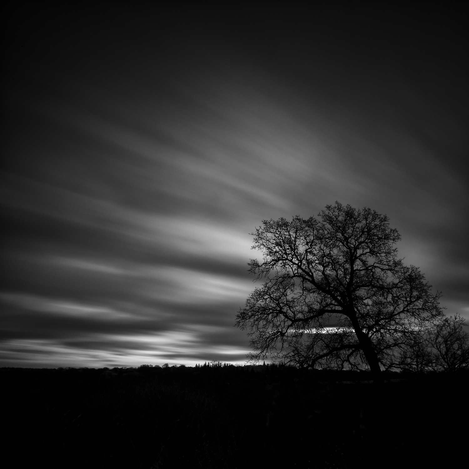 First Light, Placer County, California
