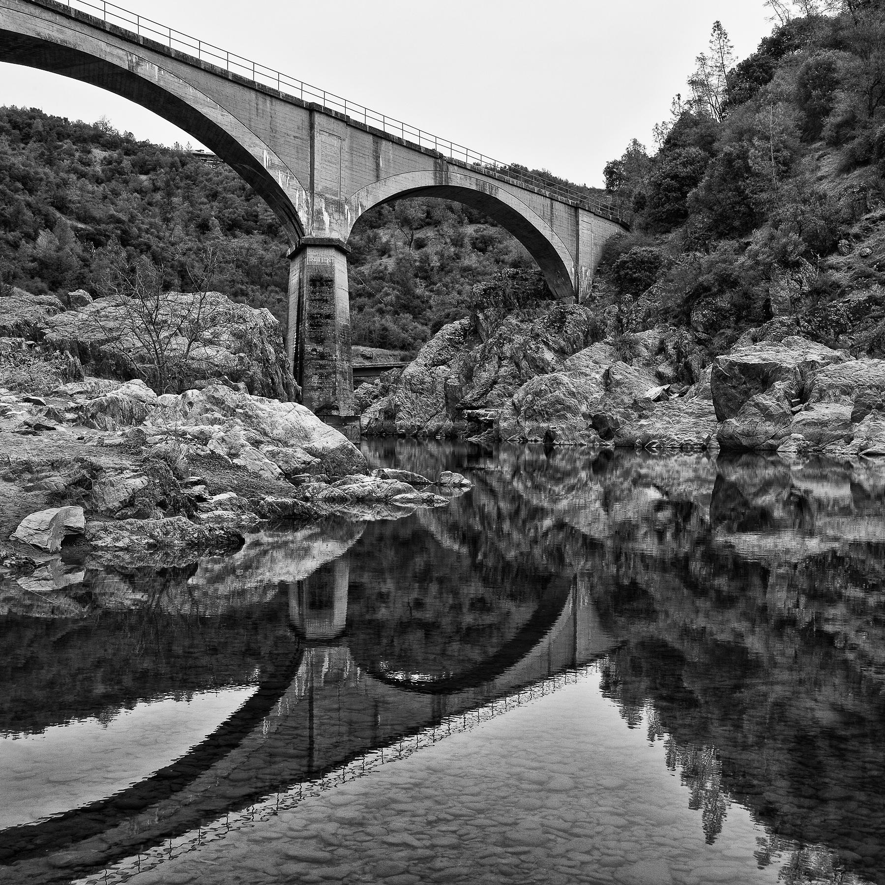 No Hands Bridge, Study 1