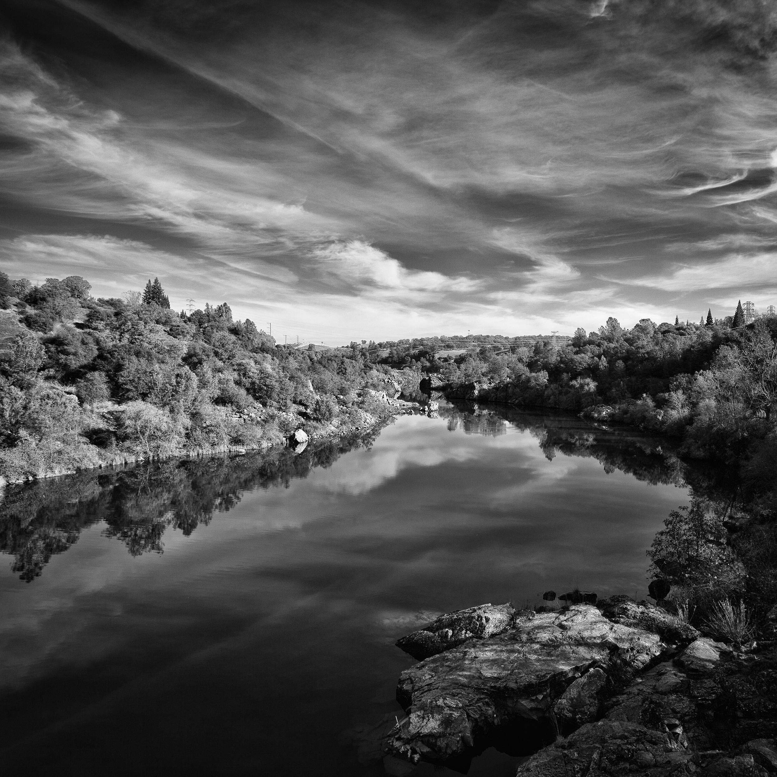 American River, Study 1