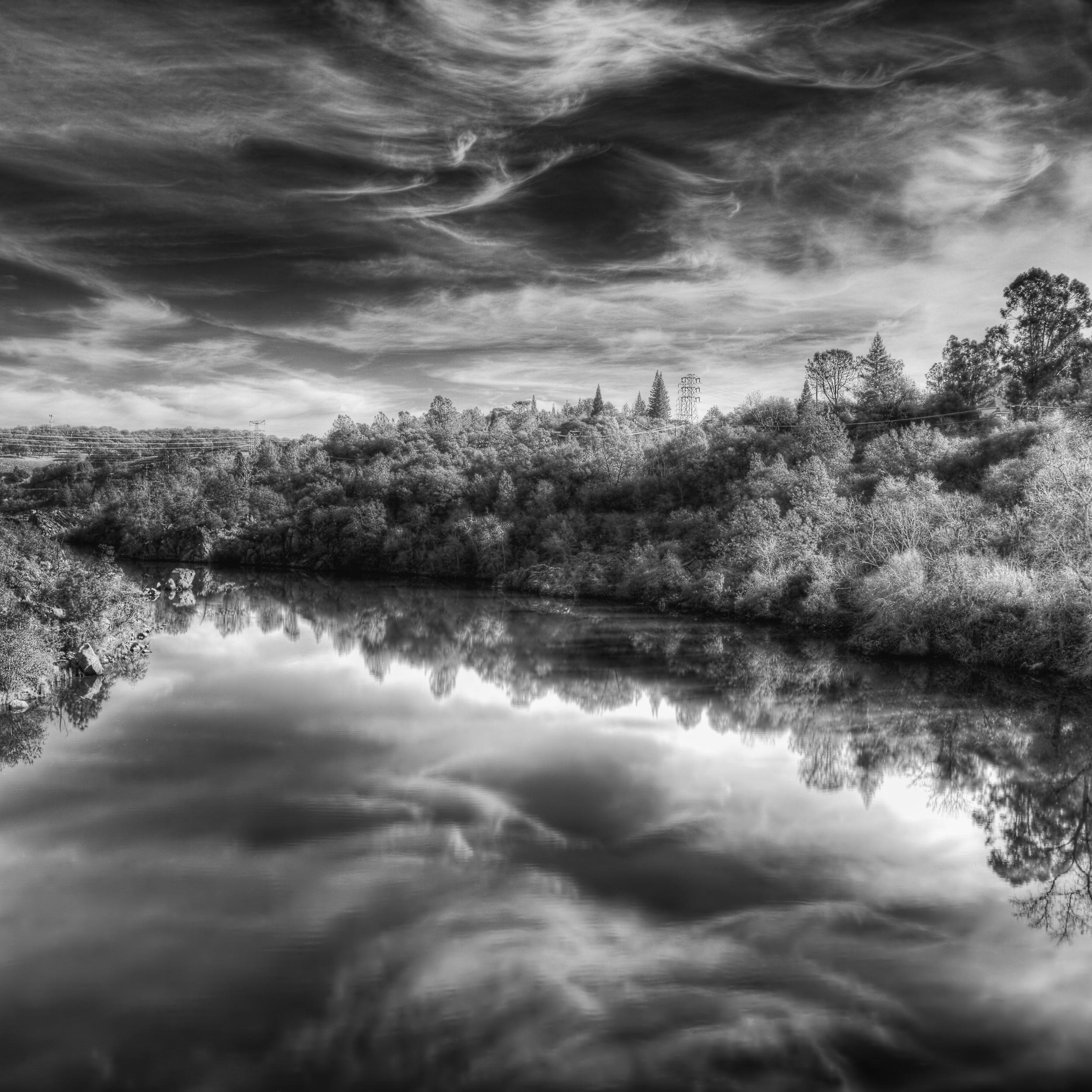 American River, Study 2