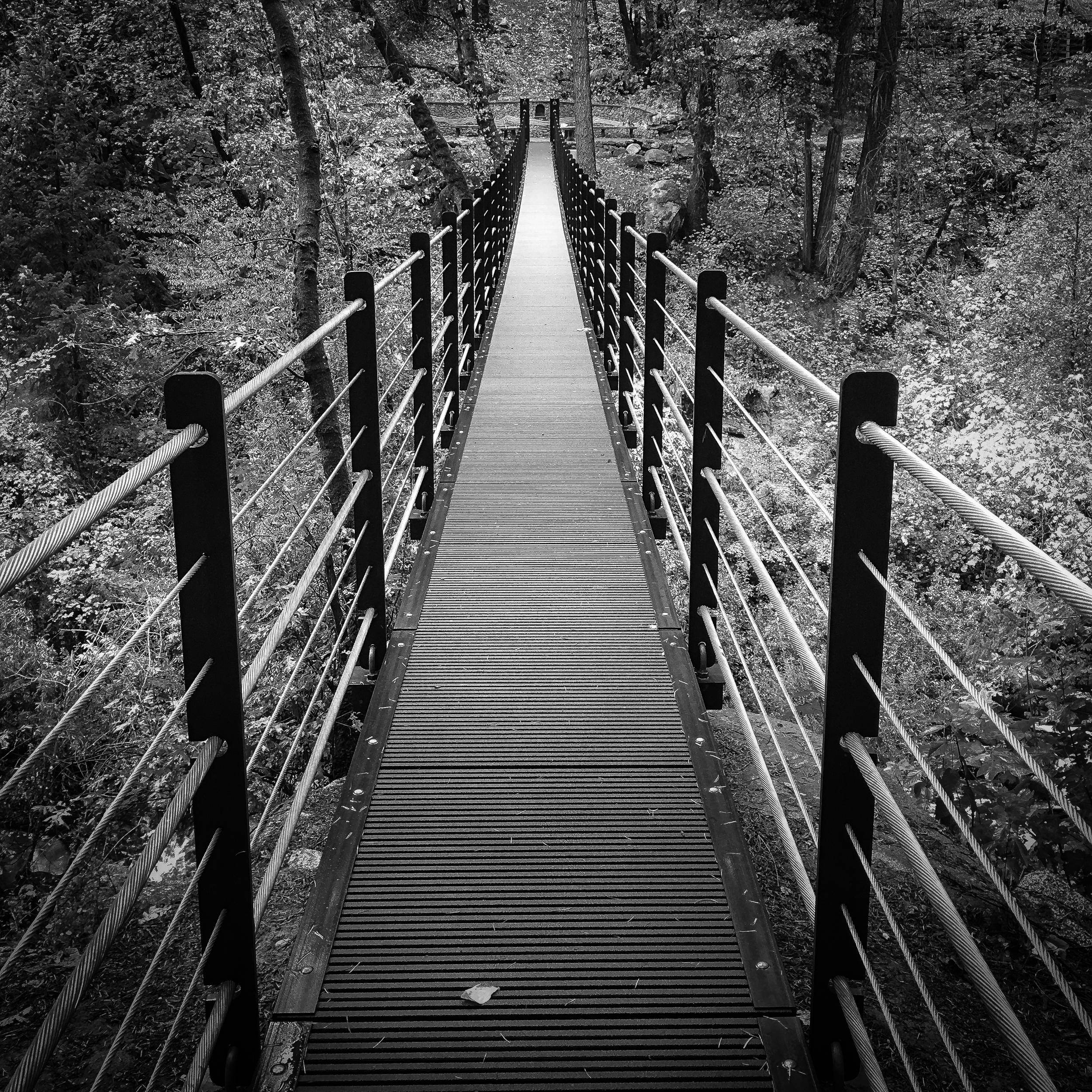 Angkula Seo Suspension Bridge