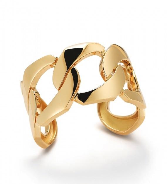 Five Link Cuff by Seaman Schepps