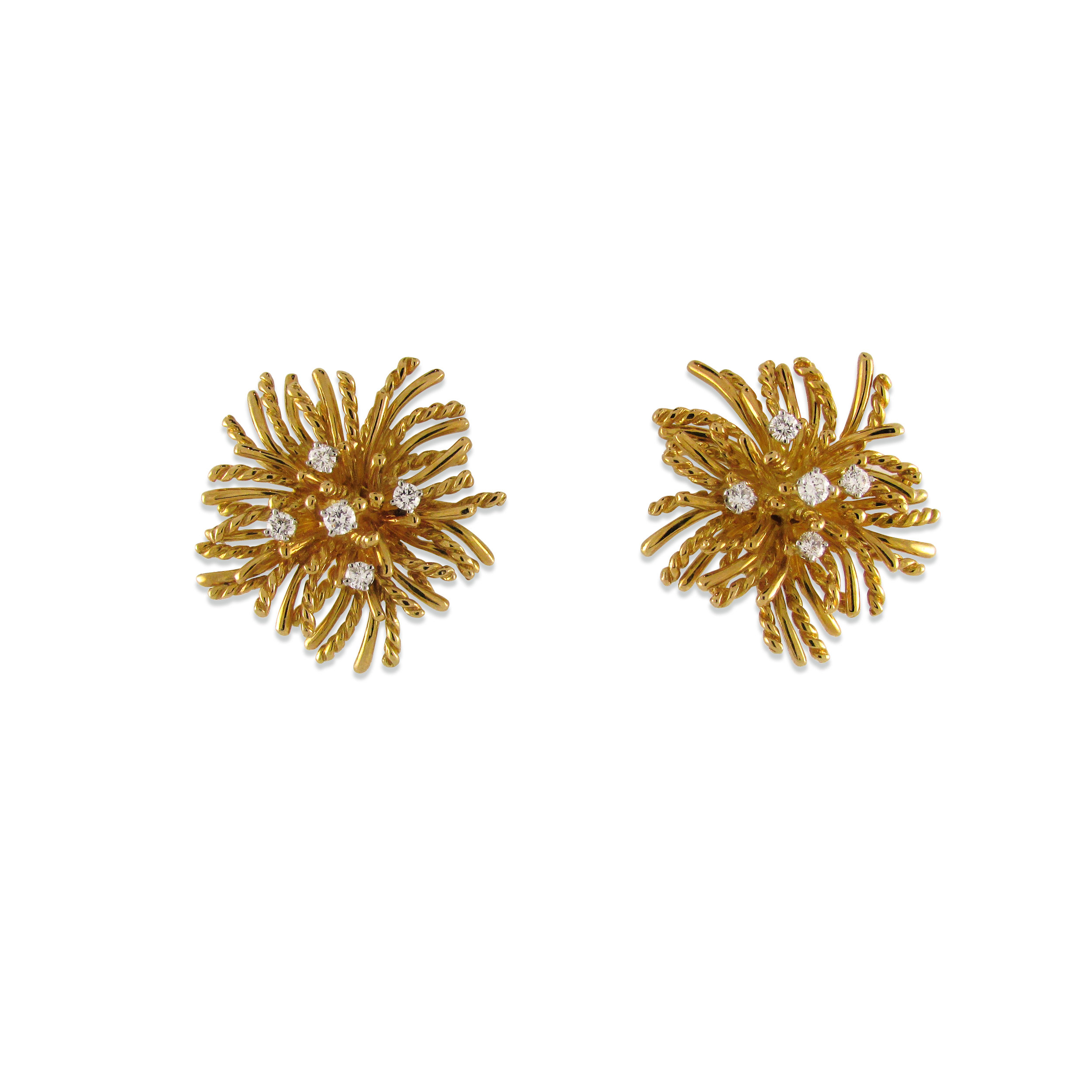 Anenome Earrings by Tiffany and Co