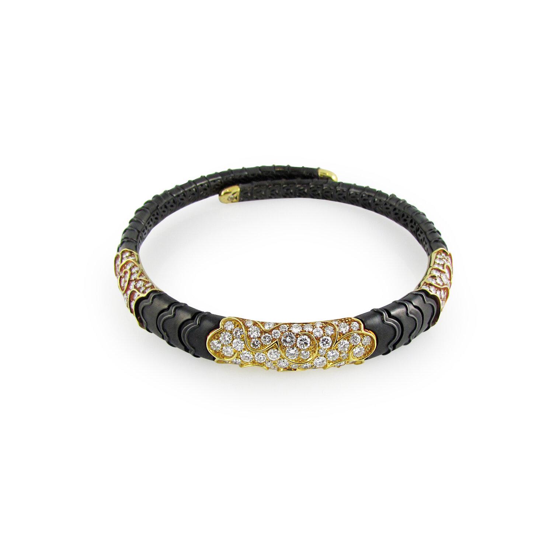 Onda Choker-Necklace by Marina B