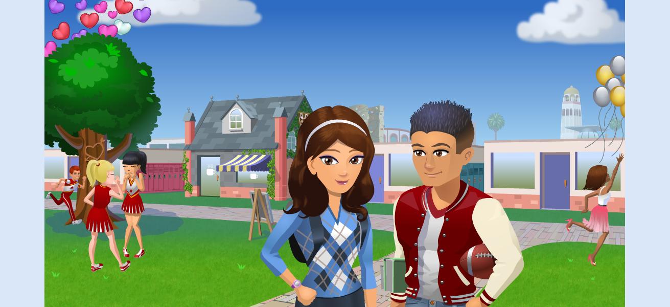 High School Story dating Kara