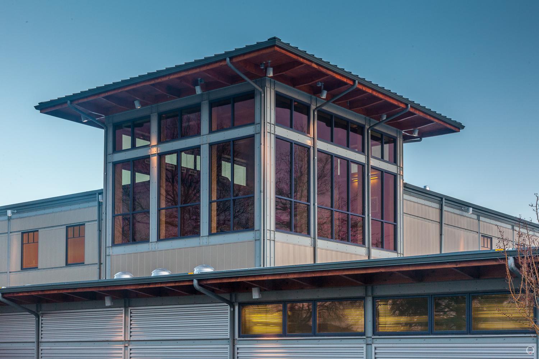 Klamath Falls Police Station, Klamath Falls, Oregon