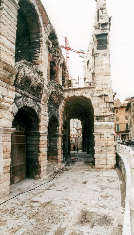 Amphitheatre, Verona, Italy