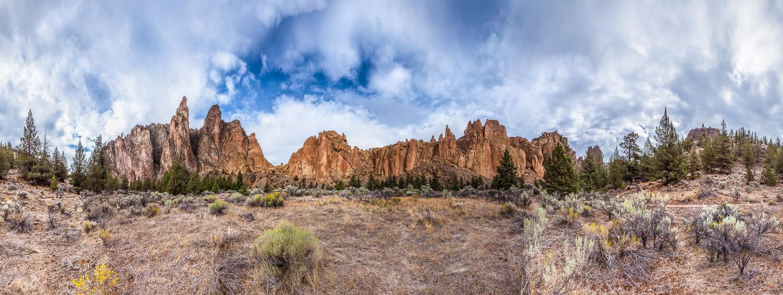 Smith Rock State Park, Terrebonne, Oregon