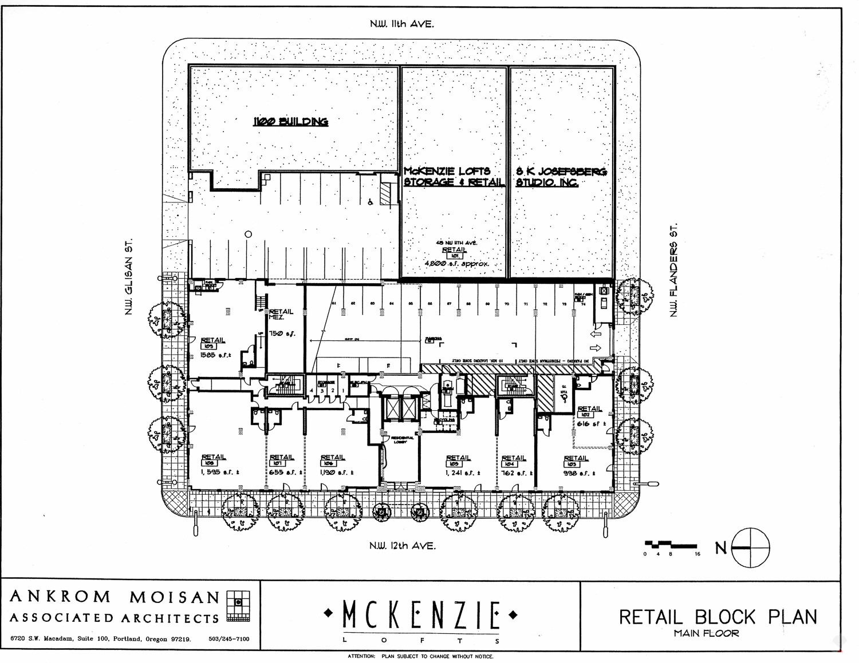 McKenzie Lofts, The Pearl District, Portland, Oregon