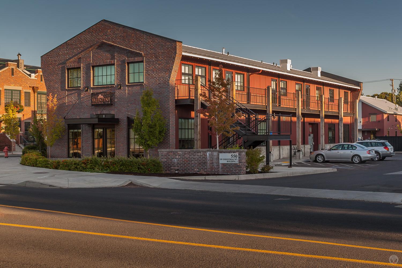 Bond Street Plaza, Bend, Oregon