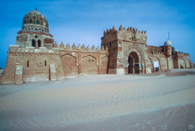 LE CIEL SOUS LE DESERT film set, Douz, Tunisia