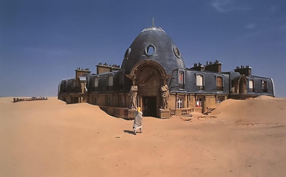 PEUT-ÊTRE, near Douz, Tunisia