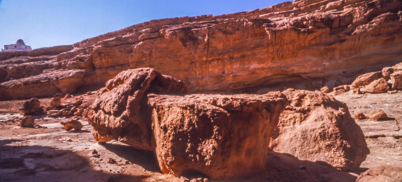 Sidi Bouhlel / Shubiel Gorge, near Tozeur, T