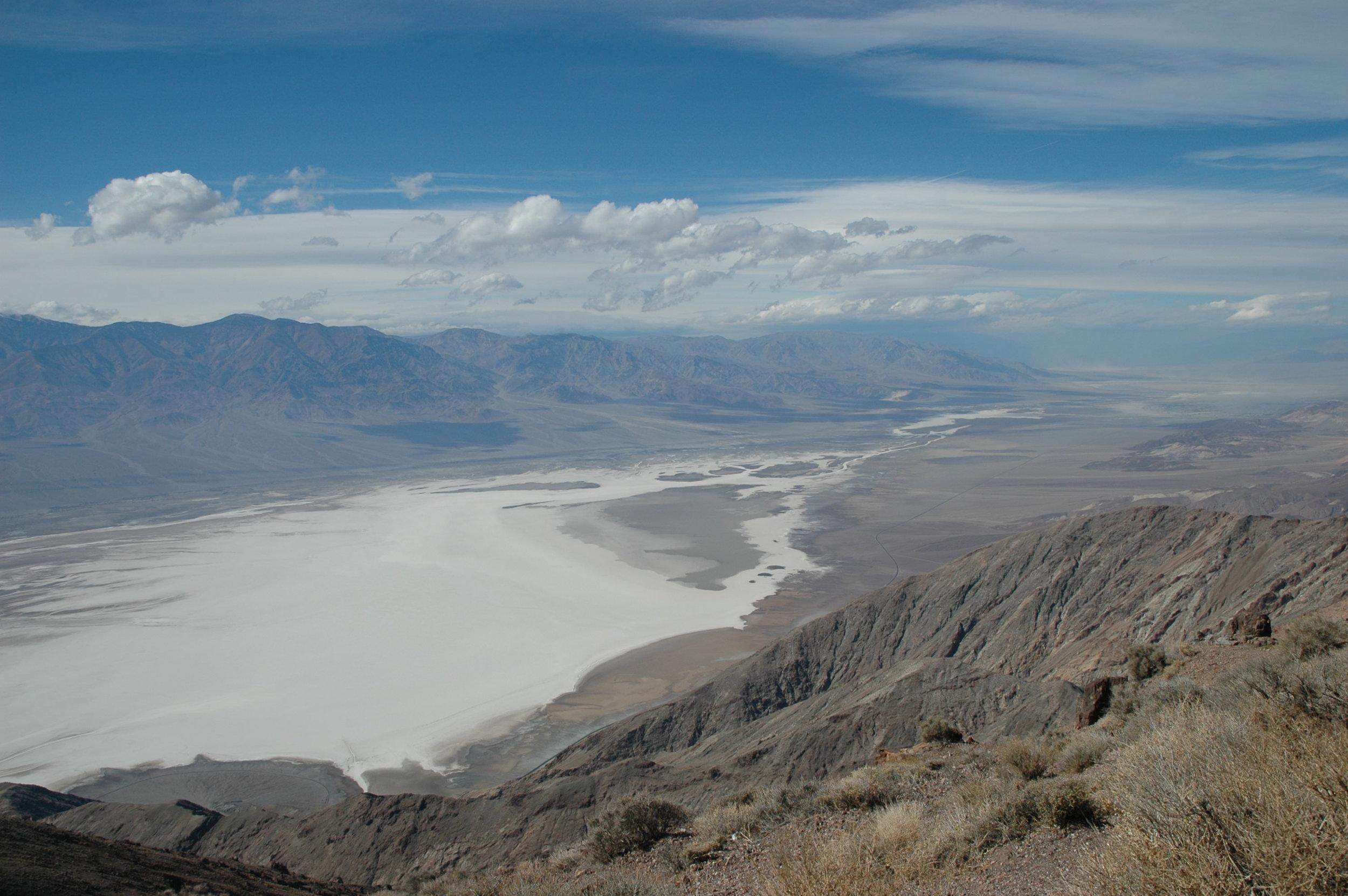 Dante's View, February 2007