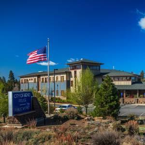 Bend Police Station, Bend, Oregon