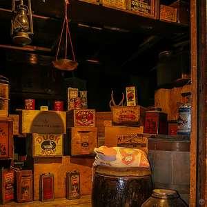 Kam Wah Chung & Co. Museum, John Day, Oregon