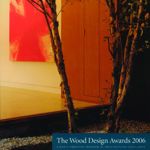 2006 North American Wood Design Awards