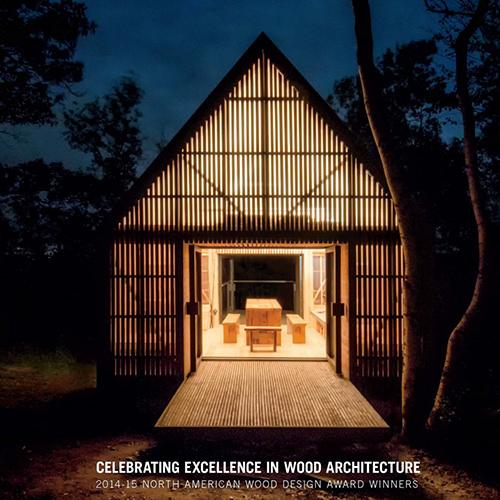 2014-15 North American Wood Design Awards