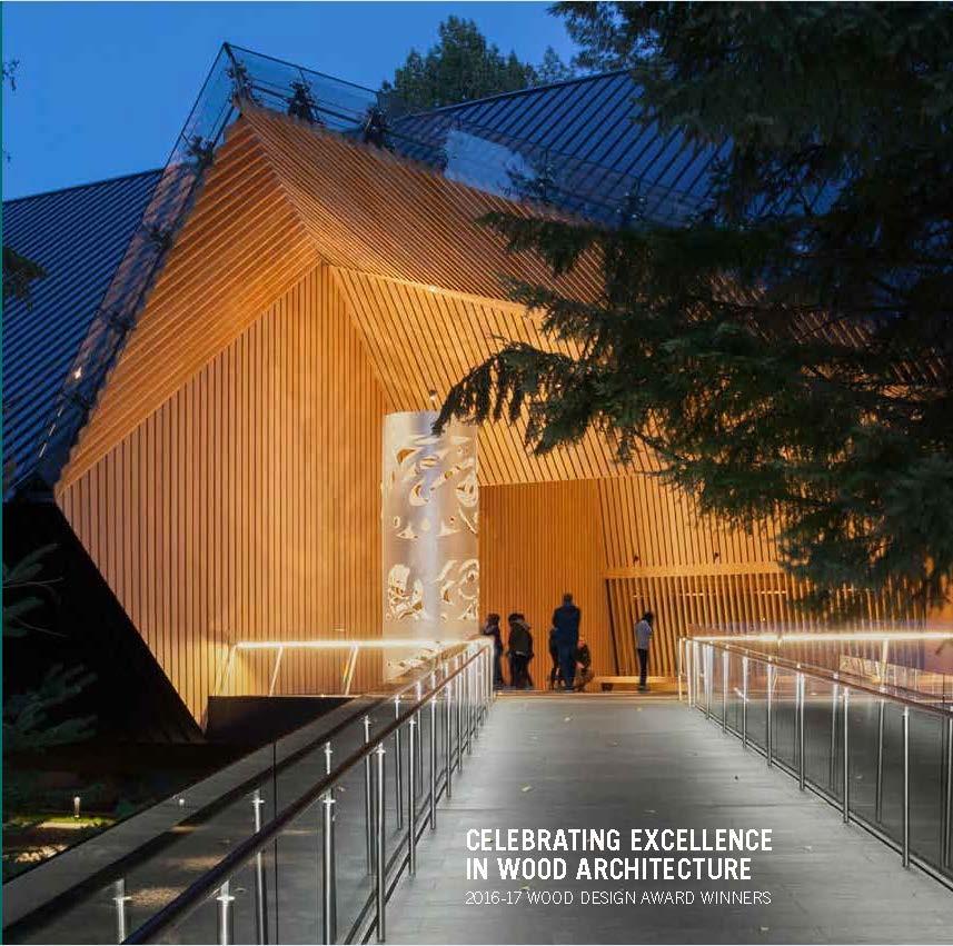 2016-17 North American Wood Design Awards