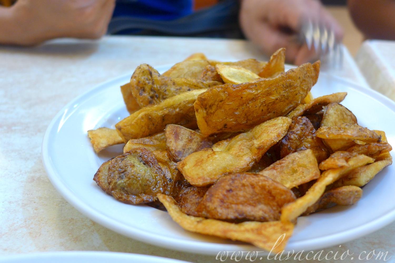 Potato Skins (Php 60)