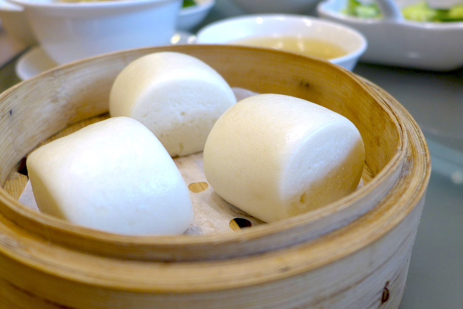 Steamed Flour Roll