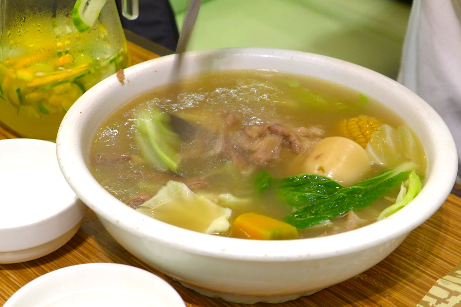 Pochero with Meat (Php 355)