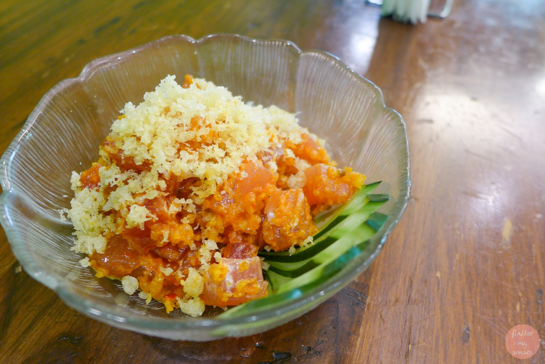 Spicy Tuna Salad (Php 180)
