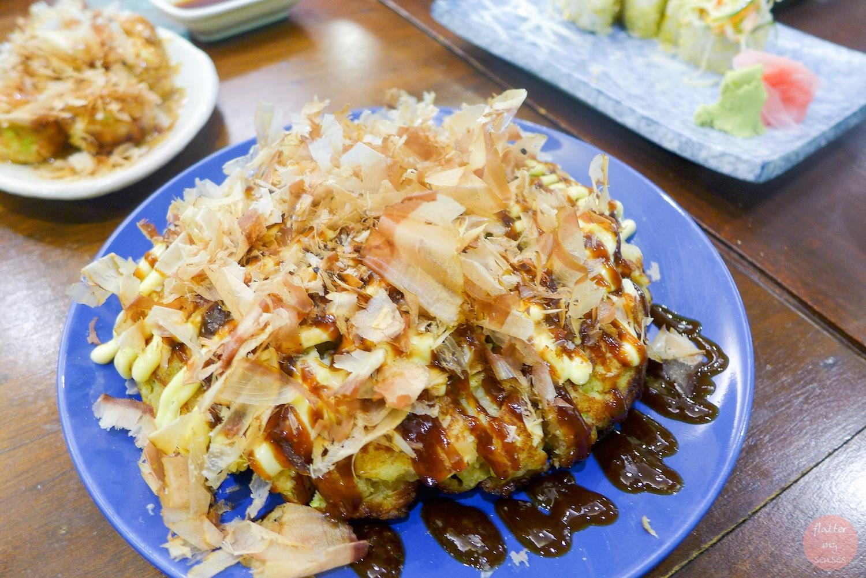 Okonomiyaki (Php 200)
