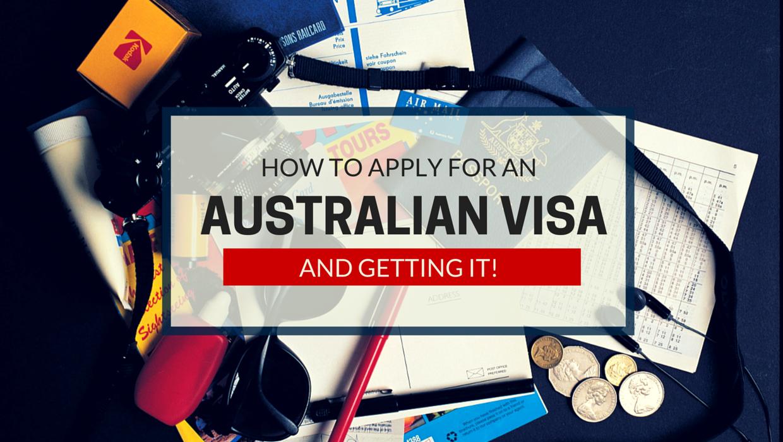 Những lưu ý quan trọng khi xin Visa du lịch - công tác Úc 2020.