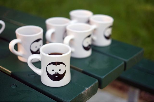 Excited for coffee outside in the summer holiday mornings! So close now.