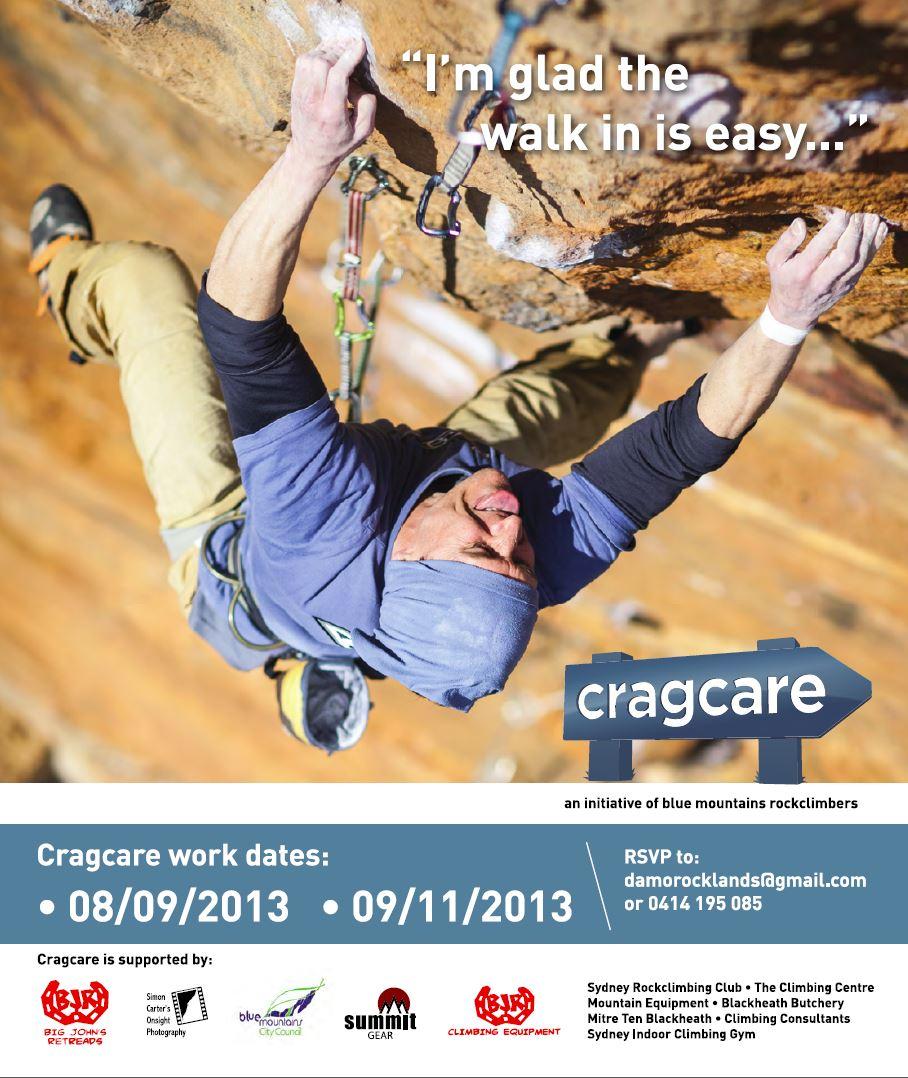 CragCare - Poster - 2013