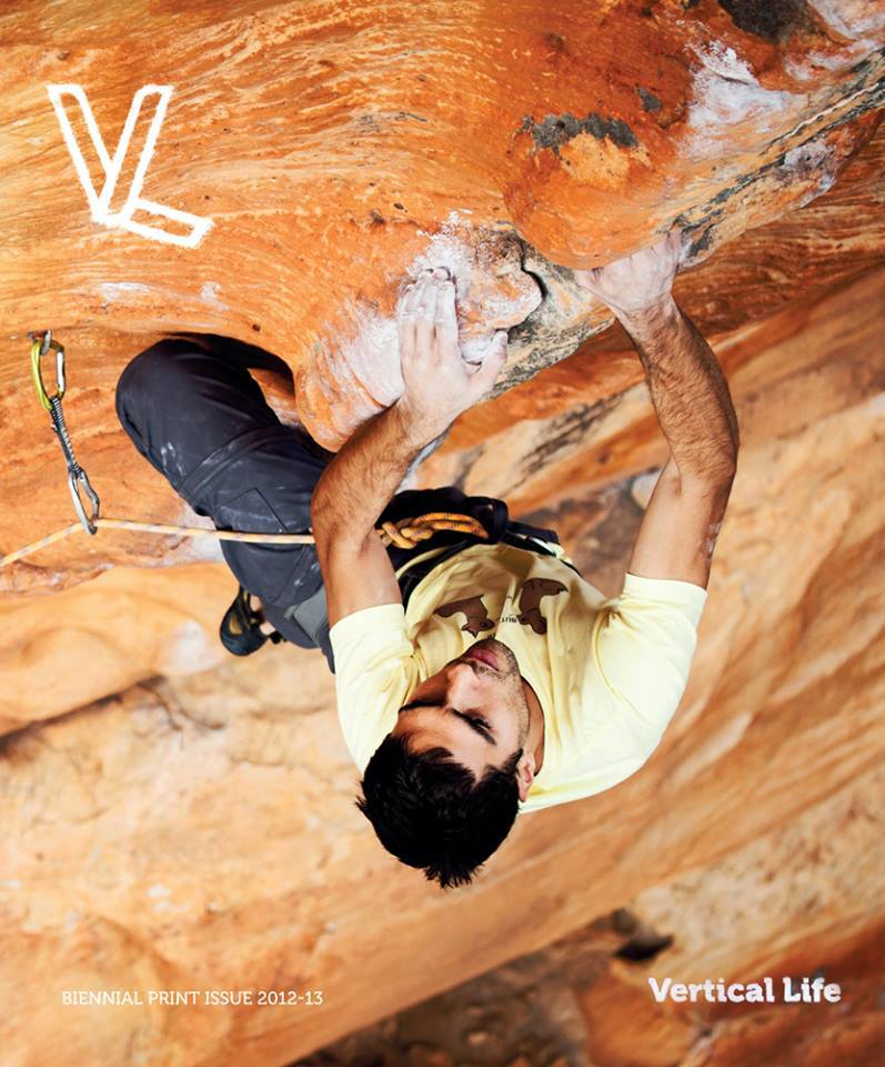 Cover - Vertical Life Print Issue Biennial 2012-13