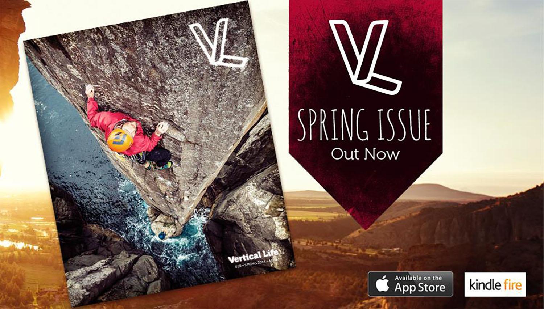 Cover - Vertical Life Magazine - September 2014