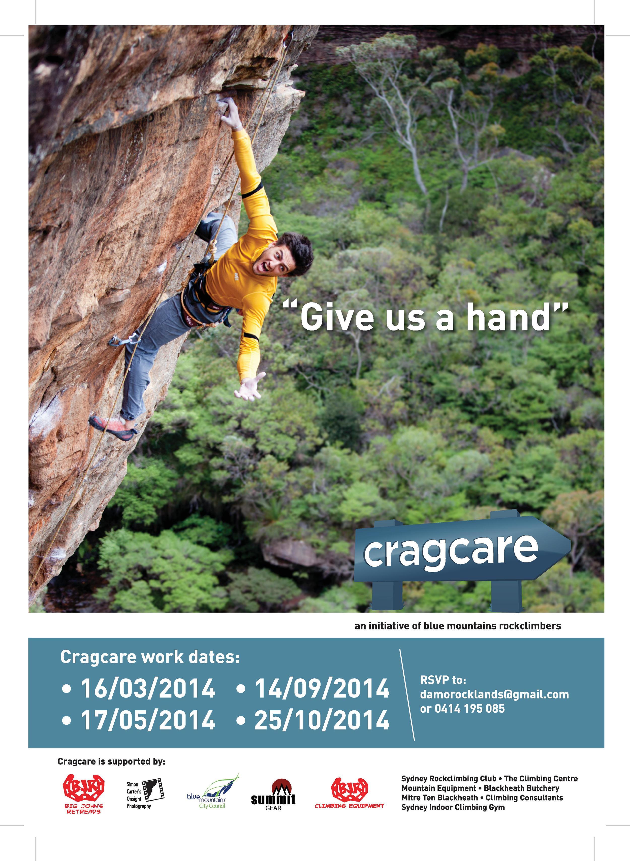 CragCare - Poster - 2014