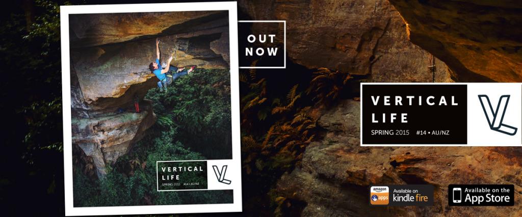 Cover - Vertical Life Magazine - September 2015