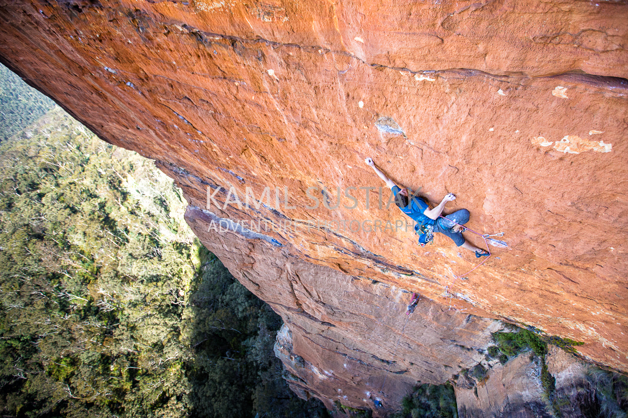 Winning photo - Tom O'Halloran, The Scurvy, Perrys Lookdown, Blue Mountains