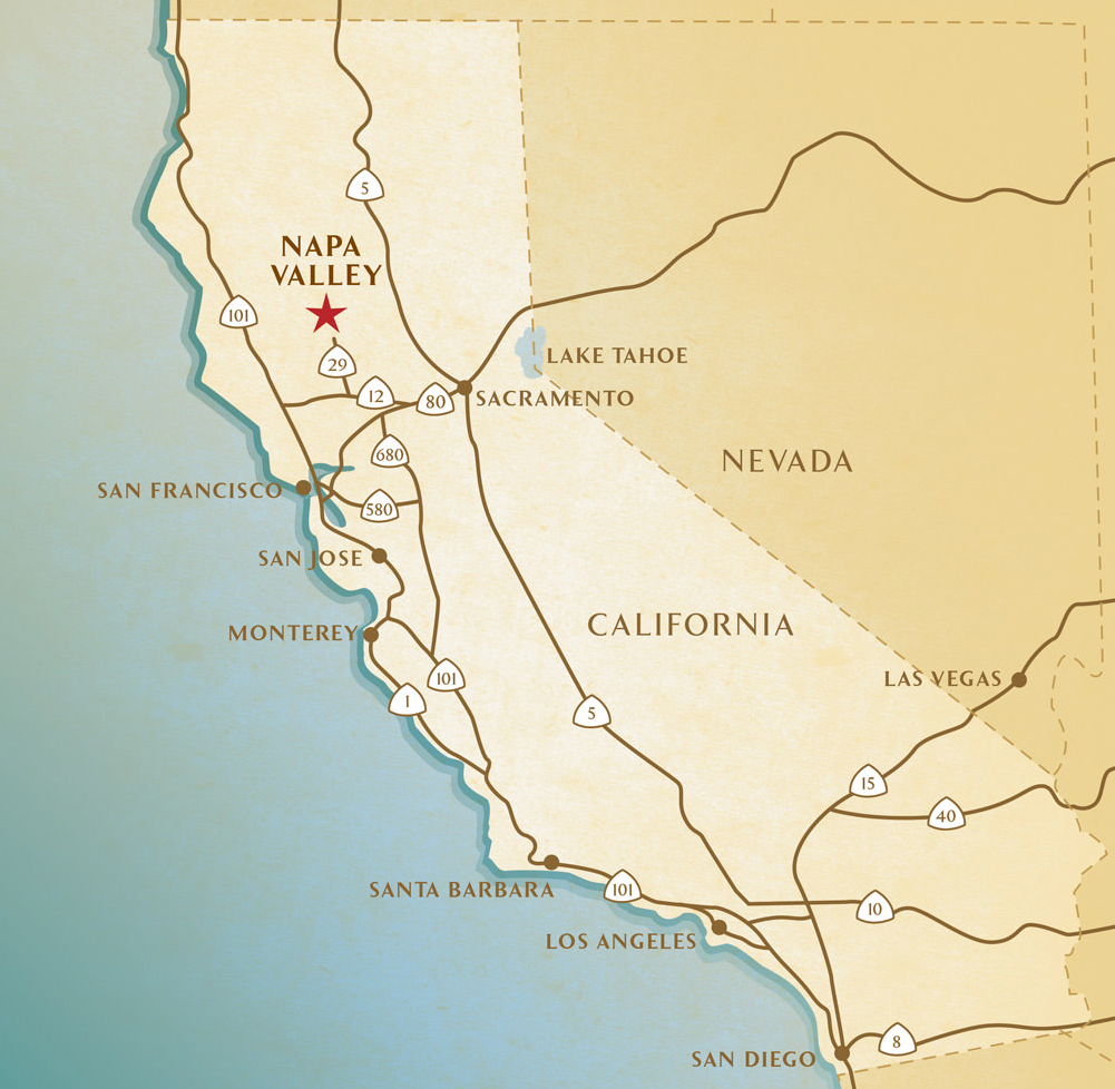Maps — . Map Of Valley California on map of central valley ca, map of england valleys, map of israel valleys,
