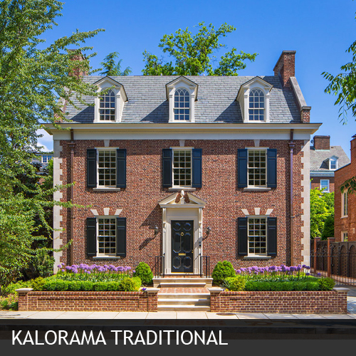 KALORAMA TRADITIONAL