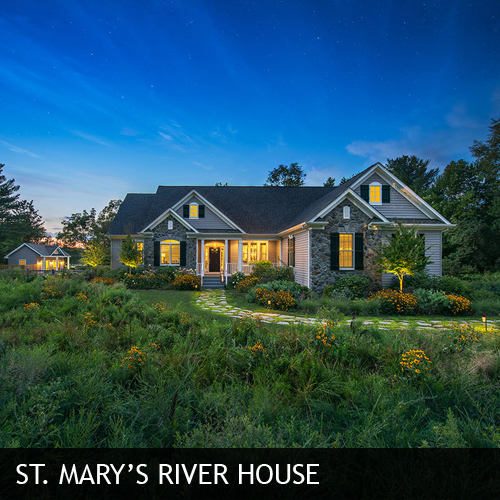 ST MARY'S RIVER HOUSE