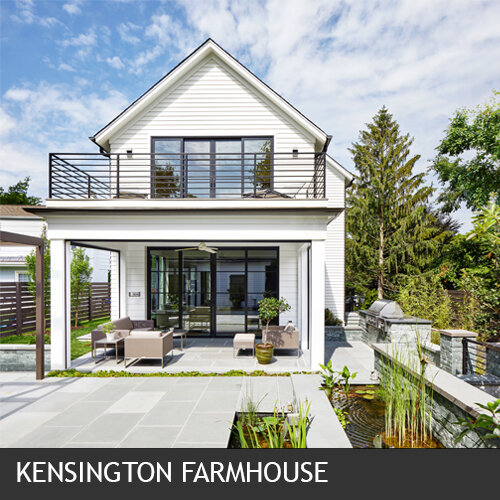 KENSINGTON FARMHOUSE
