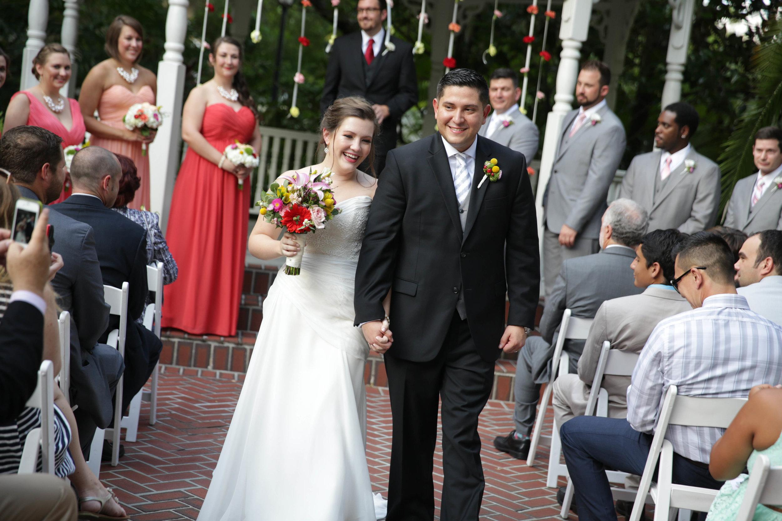 wedding ceremony exit photography.jpg