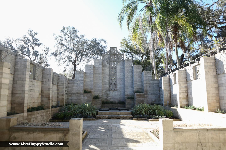 Mayan Chapel  - Outdoor Ceremony Space